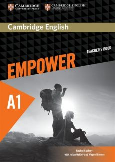 Cambridge English Empower Starter Teacher's Book - Rachel Godfrey, Julian Oakley, Wayne Rimmer