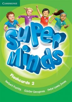 Super Minds 2 Flashcards - Günter Gerngross, Herbert Puchta