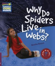 Why Do Spiders Live in Webs? - Nicolas Brasch