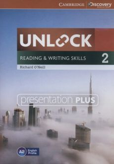 Unlock  2 Reading and Writing Skills Presentation plus DVD - Richard O'Neill
