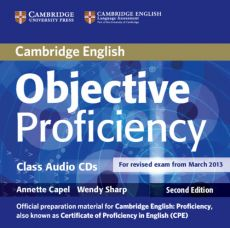 Objective Proficiency Class Audio 2CD - Annette Capel, Wendy Sharp