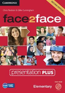 face2face Elementary Presentation Plus DVD - Gillie Cunningham, Chris Redston