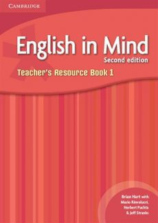 English in Mind 1 Teacher's Resource Book - Brian Hart, Herbert Puchta, Mario Rinvolucri