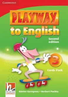Playway to English 3 Flash Cards Pack - Günter Gerngross, Herbert Puchta
