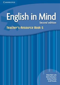 English in Mind 5 Teacher's Resource Book - Outlet - Brian Hart, Herbert Puchta, Mario Rinvolucri