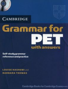 Cambridge Grammar for PET with answers + CD - Outlet - Louise Hashemi, Barbara Thomas