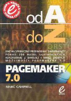 Pagemarker 7.0 XP Od A do Z - Outlet - Marc Campbell
