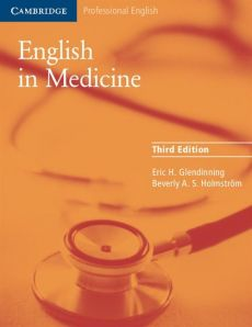 English in Medicine - Glendinning Eric H., Holmstrom Beverly A.S.