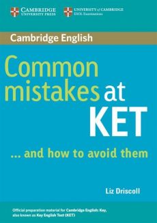 Common Mistakes at KET - Liz Driscoll