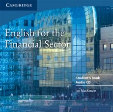 English for the Financial Sector CD - Ian MacKenzie