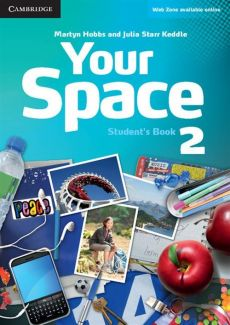 Your Space  2 Student's Book - Martyn Hobbs, Starr Keddle Julia