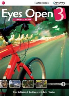 Eyes Open Level 3 Student's Book - Ben Goldstein, Ceri Jones
