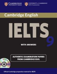 Cambridge IELTS 9 Authentic Examinatin Papers with answers + 2CD - Outlet