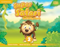 Super Safari 2 Activity Book - Gunter Gerngross, Peter Lewis-Jones, Herbert Puchta