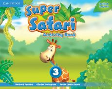 Super Safari 3 Activity Book - Outlet - Günter Gerngross, Peter Lewis-Jones, Herbert Puchta