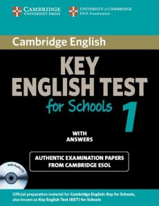 Cambridge Key English Test for Schools 1 with answers