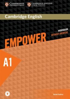 Cambridge English Empower Starter Workbook without answers - Outlet - Rachel Godfrey