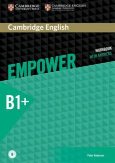 Cambridge English Empower Intermediate Workbook with answers - Peter Anderson