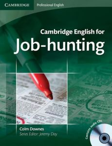 Cambridge English for Job-hunting Student's Book + CD - Colm Downes