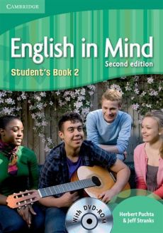 English in Mind 2 Student's Book + DVD - Outlet - Herbert Puchta, Jeff Stranks