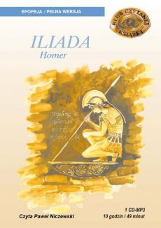 Iliada CD. Outlet (Audiobook na CD) - Outlet - Homer