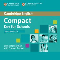 Compact Key for Schools Class Audio CD - Heyderman Emma