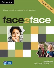 face2face Advanced Workbook without Key - Jan Bell, Gillie Cunningham, Nicholas Tims