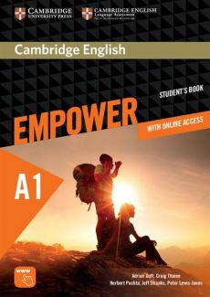 Cambridge English Empower Starter Student's Book with online access - Adrian Doff, Herbert Puchta, Craig Thaine