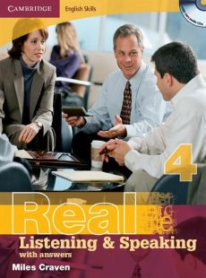 Cambridge English Skills Real Listening and Speaking with answers + 2CD - Miles Craven