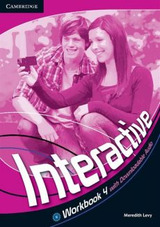 Interactive 4 Workbook with Downloadable Audio - Meredith Levy