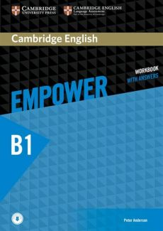 Cambridge English Empower Pre-intermediate Workbook with answers - Peter Anderson