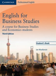 English for Business Studies Student's Book - Ian MacKenzie