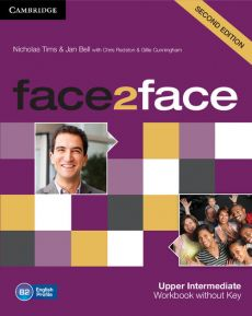 face2face Upper Intermediate Workbook without Key - Outlet - Jan Bell, Nicholas Tims