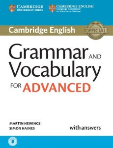 Grammar and Vocabulary for Advanced with answers - Simon Haines, Amrtin Hewings
