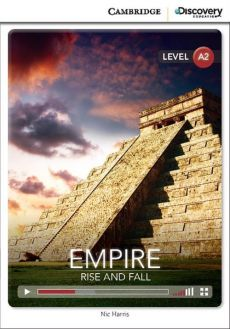 Empire: Rise and Fall Low Intermediate Book with Online Access - Nic Harris