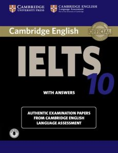 Cambridge IELTS 10 Authentic examination papers with answers - Outlet