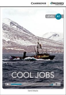 Cool Jobs Beginning Book with Online Access - David Maule
