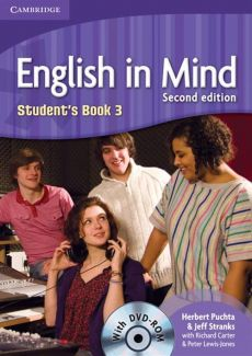 English in Mind 3 Student's Book with DVD-ROM - Herbert Puchta, Jeff Stranks