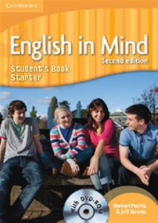 English in Mind Starter Level Student's Book w - Outlet - Herbert Puchta, Jeff Stranks