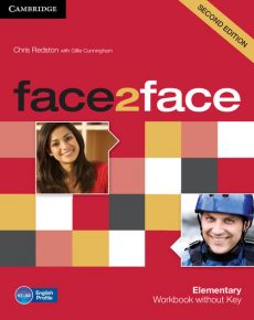 face2face Elementary Workbook without Key - Gillie Cunningham, Chris Redston