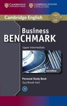 Business Benchmark Upper Intermediate Personal Study Book - Guy Brook-Hart