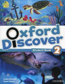 Oxford Discover 2 Student's Book - Susan Rivers, Lesley Koustaff