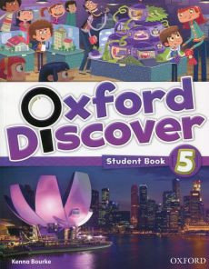 Oxford Discover 5 Student's Book - Kenna Bourke