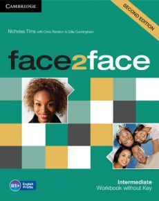 face2face Intermediate Workbook without Key - Outlet - Chris Redston, Nicholas Tims