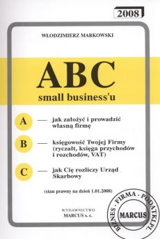 ABC small businessu  2008 - Outlet - Włodzimierz Markowski