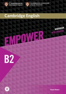 Cambridge English Empower Upper Intermediate Workbook with answers - Wayne Rimmer