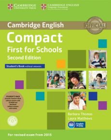 Compact First for Schools Student's Pack - Barbara Thomas, Laura Matthews