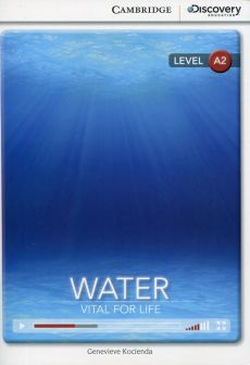 Water: Vital for Life Low Intermediate Book with Online Access - Genevieve Kocienda