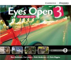 Eyes Open 3 Class Audio 3CD - Vicki Anderson, Ben Goldstein, Ceri Jones