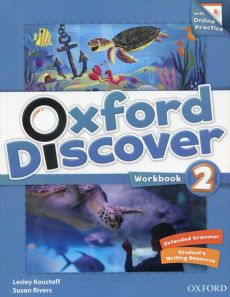 Oxford Discover 2 Workbook with Online Practice - Lesley Koustaff, Susan Rivers